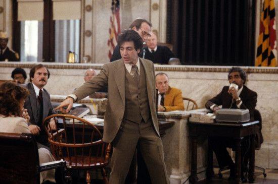 So können Sie nicht mit mir umspringen! Al Pacino  als idealistischer Anwalt