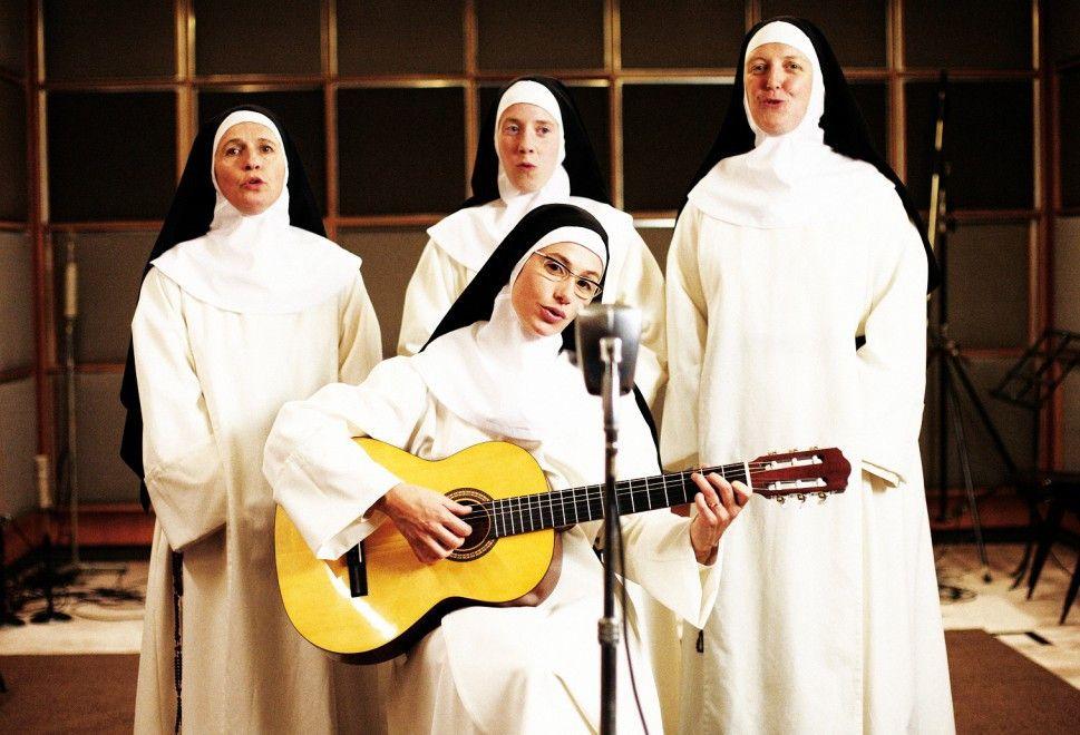 Die singende Nonne (Cécile De France, vorn) und ihre Schwestern