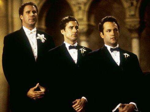 Wir sind Männer alter Schule! Will Ferrell, Luke Wilson, Vince Vaughn (v.l.)