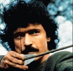 Wenn schieß' ich denn jetzt ab? Patrick Bergin als Robin Hood