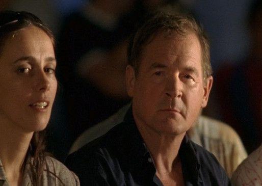 Herbert Neumann (Burghart Klaußner) scheint von Nana (Marika Giorgobiani) nicht besonders angetan