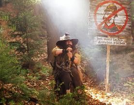 Hotzenplotz allein im Wald - Armin Rohde