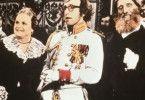 Ich könnte eine bessere Gesellschaft vorstellen! Woody Allen (M.), Zvee Scooler und Despo Diamantidou