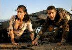 Den Maschinen entronnen... Megan Fox und Shia LaBeouf
