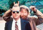 Ist das eine Nervensäge! Kiefer Sutherland (l.) mit Dennis Hopper