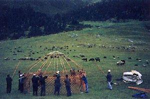 Das wilde Kirgistan war das Ziel von  Dokumentarfilmer Frank Müller