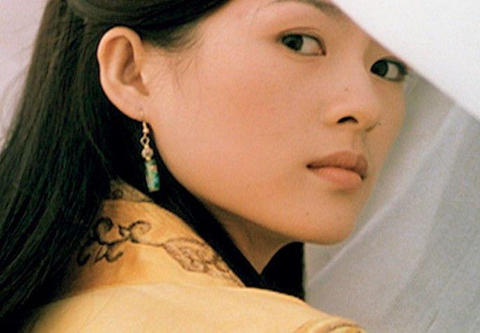 Ziyi Zhang in der Rolle der Ming-Prinzessin Bu-yong