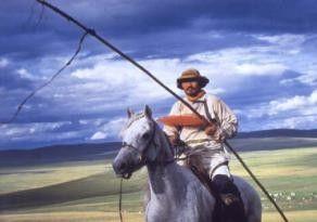 Was will ich mehr? Pferd, Urga und die Weite der mongolischen Steppe