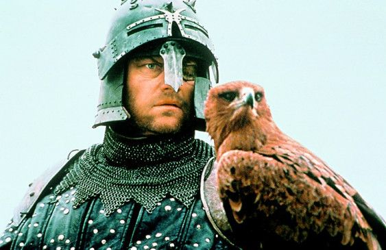 Hat das Auge des Adlers: Bjørn Floberg als intriganter Söldner