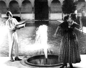 Jetzt tanz doch mal! Jaque Catelain und Eve  Francis