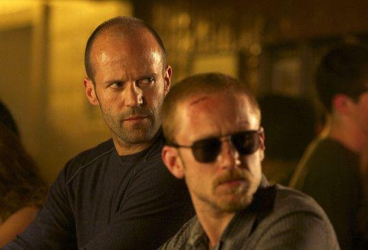 Arbeiten im Team: Jason Statham (l.) und Ben Foster
