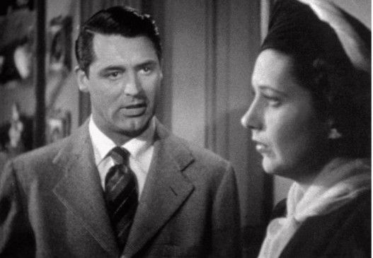 Ich will die Trennung! Cary Grant mit Kay Francis