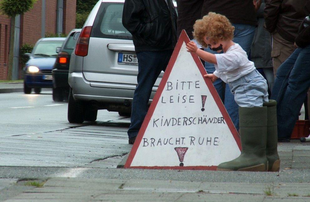 Fragwürdiger Bürgerprotest oder Selbstschutz in Heinsberg-Randerath?