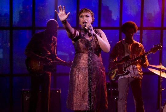 Singe, wem Gesang gegeben: Oscar-Gewinnerin Jennifer Hudson