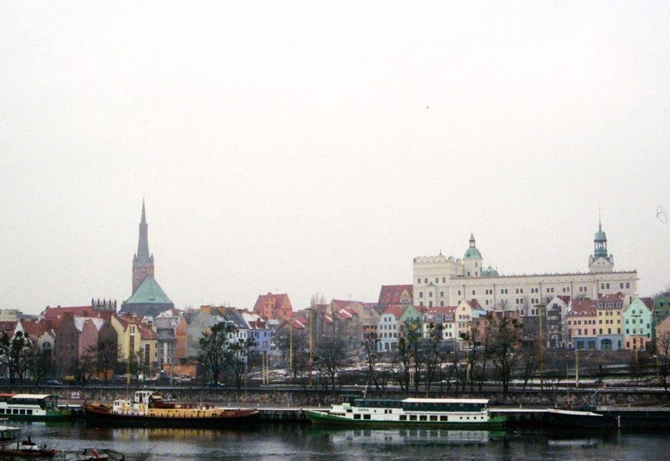 Der Geburtsort des Filmemachers: Stettin, das heutige Szczecin