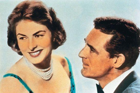 Ehrlich, ich bin doch nicht verheiratet! Cary Grant und Ingrid Bergmann