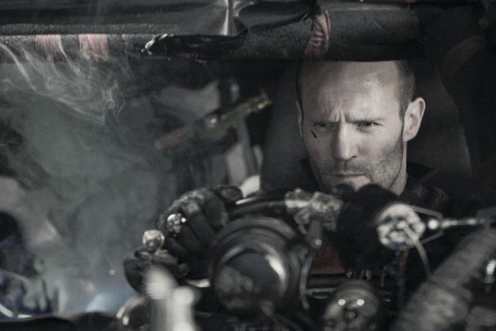 Jetzt wird geheizt! Jason Statham mit Bleifuß