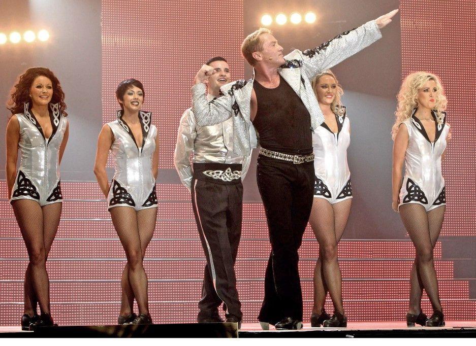 Und der Lord tanzt wieder! Michael Flatley in Aktion