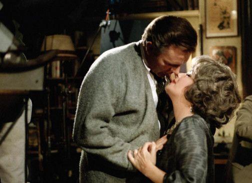 Ausnahmsweise mal nett zueinander: Richard Burton und Elizabeth Taylor