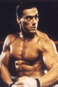 Wow, was hab ich Muckis! Action-Held Jean-Claude  Van Damme