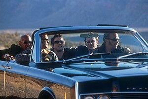Und auf ins finanzträchtige Abenteuer! Fünf Gangster auf dem Weg nach Vegas