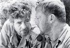 Ich glaube, wir sind verloren!  Robert Ryan (l.)  und Aldo Ray