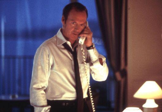 Michael Keaton fühlt sich bedroht