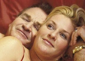 Sind Fritz Wepper und Petra Kleinert rundum glücklich?