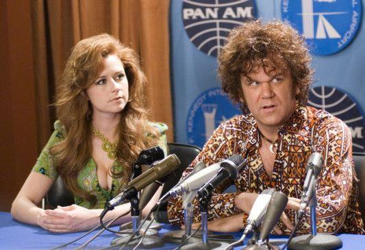 Gestehen ihre Liebe: John C. Reilly und Jenna Fischer als Dewey und Darlene