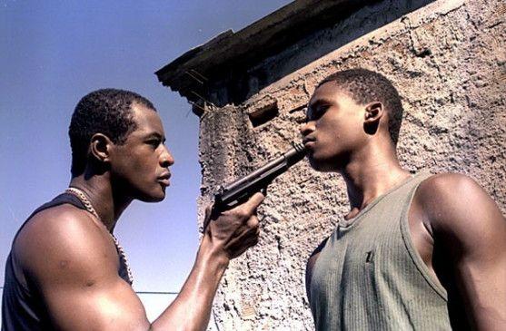 Ärger im Favela: Luis Otávio Fernandes (r.) und Luis Mendes