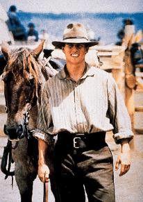 Versucht sich in einem fernen Land als Cowboy: Tom  Cruise