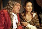 Der Philosoph (Claude Rich) und seine schöne Pflegetochter (Barbara Schulz)