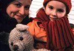 Wieder vereint: Mama, Ina und Teddy Noonoo