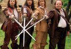 D'Artagnan (Vincent Elbaz, 2.v.l.) und seine Freunde