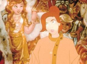 Genießt das pralle Leben: Zarentocher Anastasia