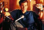 "I' m the king of the radio-world! Christian Slater  als Nachtfalke ""Hard Harry"""