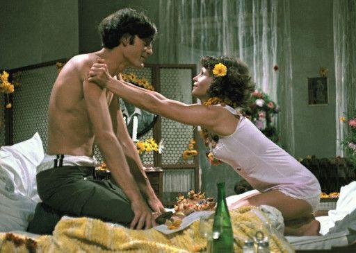 Bin ich nicht fesch? Angelica Domröse als Paula und  Winfried Glatzeder als Paul