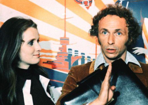 Lisa (Marie-Christine Barrault) ist von Pierres (Pierre Richard) Ideen entzückt