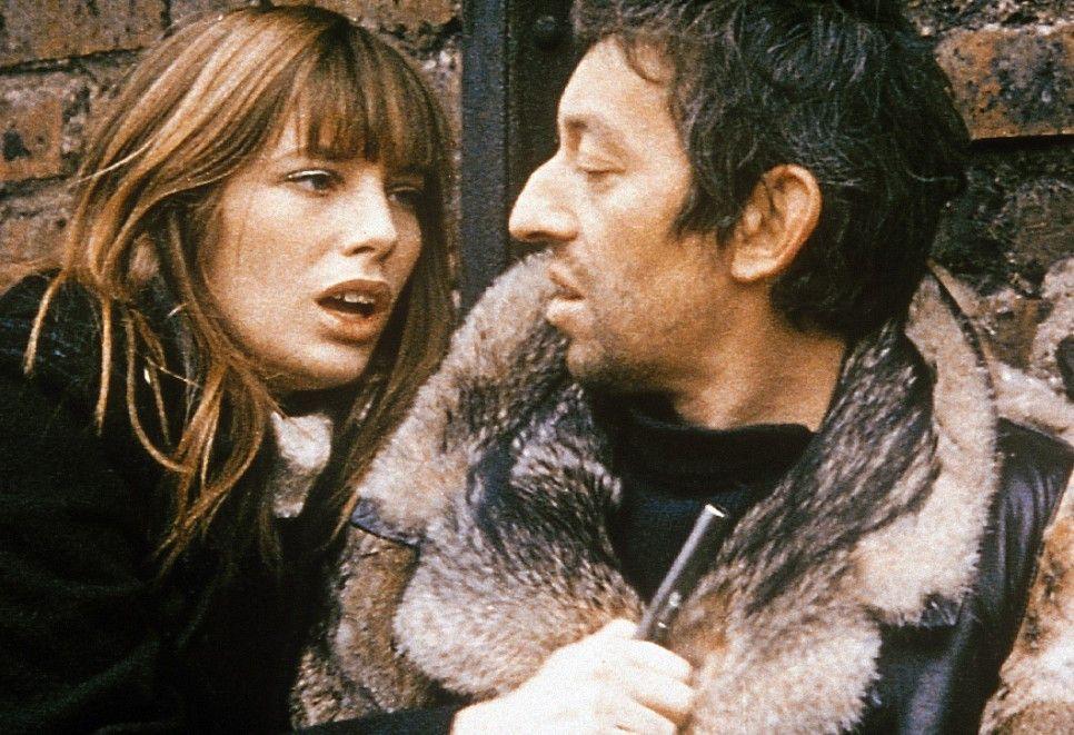 Lass uns abhauen! Jane Birkin und Serge Gainsbourg