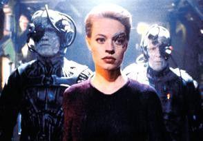 In seltsamen Borg-Welten: Jeri Lynn Ryan