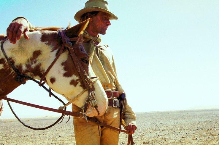 Verdammt heiße Sache! Viggo Mortensen in der Wüste