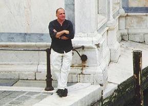 Bruno Ganz in seiner zweiten Heimat Venedig