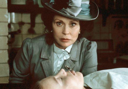 Die ist ja wirklich tot! Faye Dunaway
