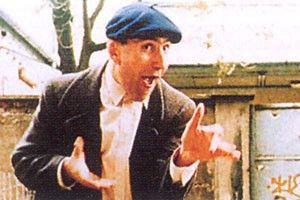 Bin ich der Müllmann, oder was?  Károly Eperjes als Tutti