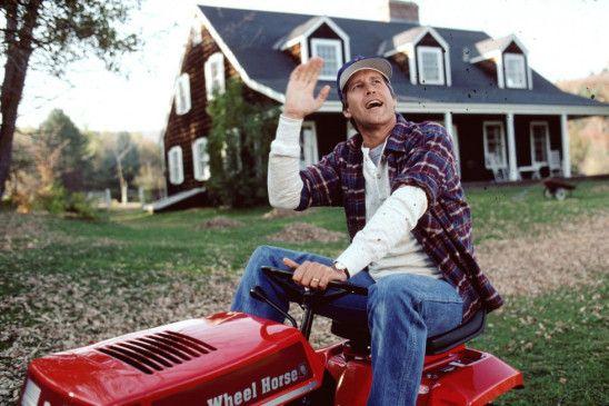Noch ist Andy (Chavy Chase) mit seinem neuen Leben zufrieden