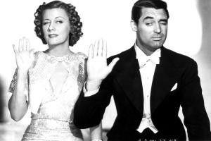 Wir schwören feierlich! Irene Dunne und Cary Grant