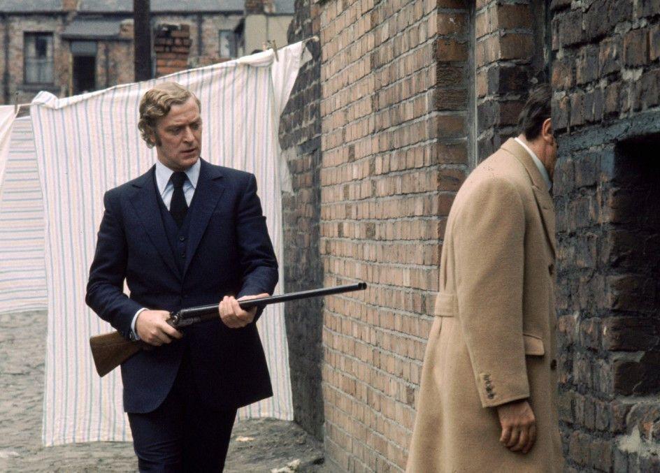Carter (Michael Caine) denkt nur noch an Rache