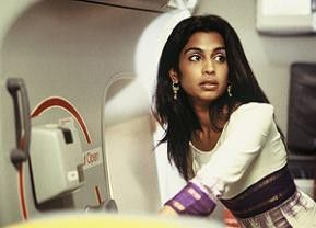 Ich will Stewardess werden! Masumi Makhija als Nisha