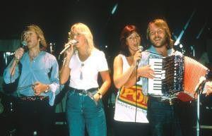 Der erfolgreichste Exportartikel, den Schweden je  hatte: die Pop-Band Abba