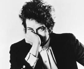 Ich schaue nie zurück! Musik-Legende Bob Dylan in  jungen Jungen